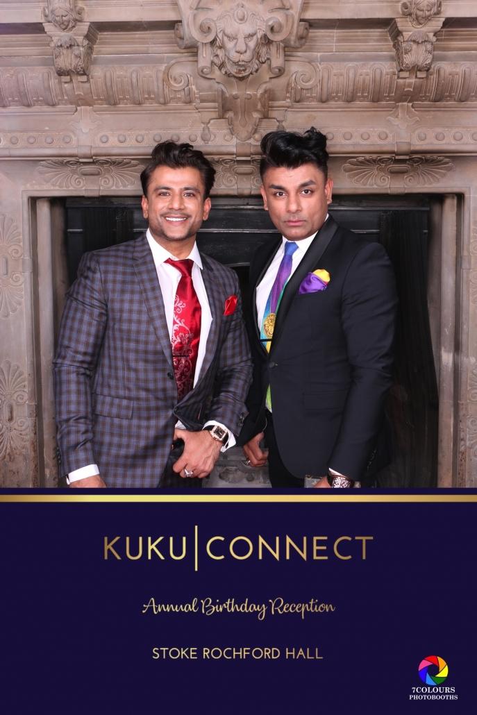 KuKu Connect Stoke Rochford Hall