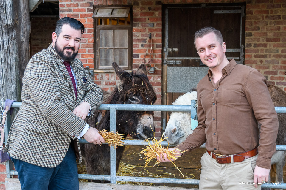 KuKu Connect Business Networking Lincolnshire Bransby Horses