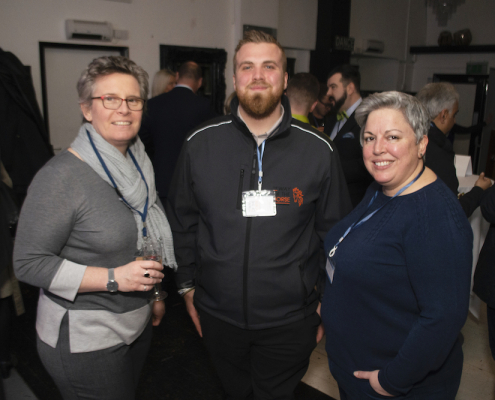KuKu Connect Business Networking Leicestershire Lilys Live Lounge